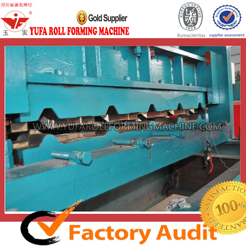 High-end Roll Forming Atap Panel Produksi