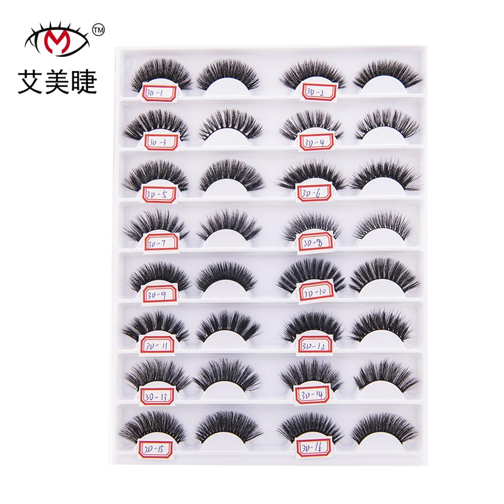 Mink Fur Eyelashes
