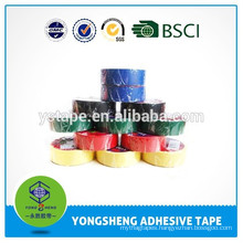 Colorful pvc electrical tape for safety