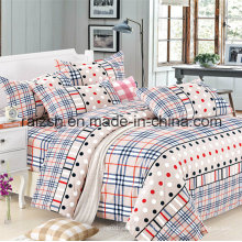 Reactive Printed 100% Cotton Twill Bedding Set (4 PCS)
