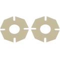 FR4 Epoxy Fiberglass Cnc Machining Parts FR4 G10