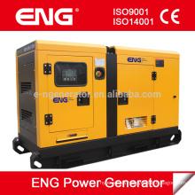 China Quanchai generador diesel 8kw 7 días de entrega Pabellón silencioso