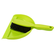 Cleaning Tools Handle Plastic Mini Broom Set Dustpan Brush