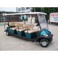 Excar 8 assentos preços carrinho de golfe elétrico, barato ônibus de turismo para venda