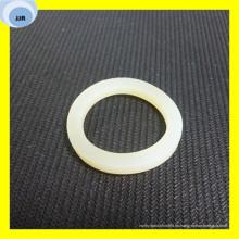 Junta de anillo plano de goma de silicona