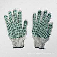 Gant de travail tricoté en coton 7g (2407)