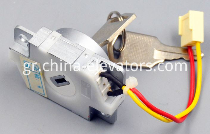 OTIS Elevator Base Station LOP Key-operated Switch