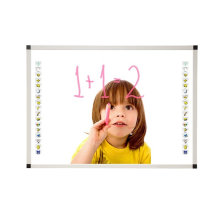 Smart Education Electromagnetic Interactive Whiteboard With Infrared Technology