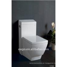 EAGO Square Ceramic Uma peça WC com UPC e CUPC