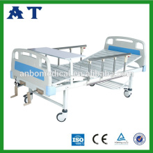 Hospital Adjustable Two Crank Antique iron Hospital Beds