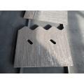 CCO Bucket Wear Liner by Plug Welding