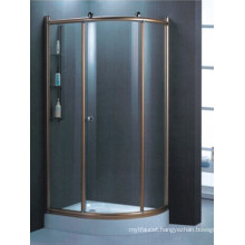 Sanitary Ware High Quality Tempered Glass Shower Box (H007E)