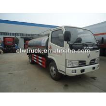 Camion citerne à lait 5 CBM, camion citerne à lait Dongfeng, camion citerne à lait 4X2