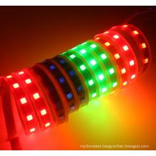 Addressable white /black pcb digital SJ1211 DC12V led strip light