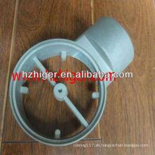 Anti buenas propiedades eléctricas marco de aluminio de alta calidad