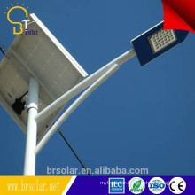 professional street light 70w 80w lampadair led solar lampara solar led