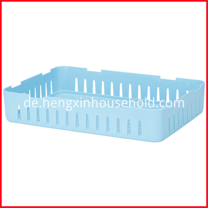 Plastic Large Drawer Storage Baskets