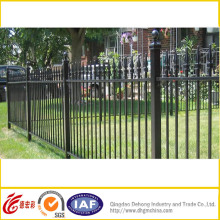 Wrought Iron Fence/ Stainless Steel Fence/Iron Guardrail/Fence Gate/Fence Panel