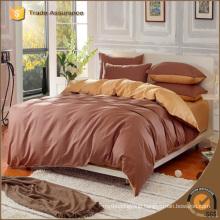 Wholesale Cotton Bedding Duvet Cover Solid Color Bedding Sheet Set