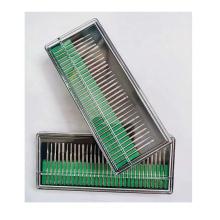 30PCSdental Diamond Bur Set Broca Router Carburo