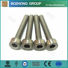 Factory Supply Good Quality 4-40 Titanium Screws with Low Price