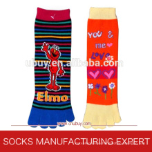 Children′s Pure Cotton of Toe Sock (UBUY-055)