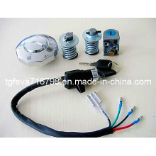 Lock Kit Set for Motorcycle CD70
