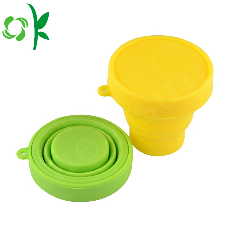 Reusable Collapsible Cup