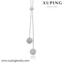 collier-00271 corée bijoux de mode adolescent collier de pierres précieuses