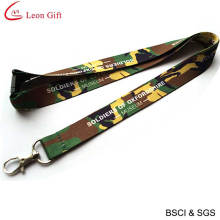 Wholesale Hot Transfer Print Logo Lanyard for Gift (LM1652)