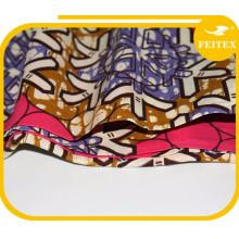 Новые Продукты 2017 Африканских Кинт Хлопок Камчатный Кафтан Мода Воск Ткань Платье