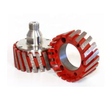 Diamond Stubbing Wheel CNC Tooling Diamond Stubbing Milling Grinding wheels for Stone Granite Countertop