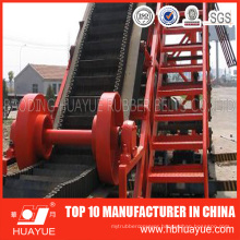 90 Degree Corrugated Sidewall Conveyor Belt