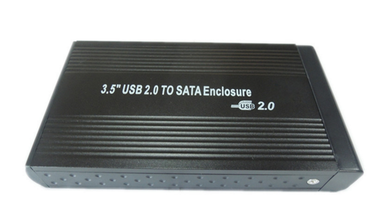 External 3.5 SATA Hard Drive Enclosure