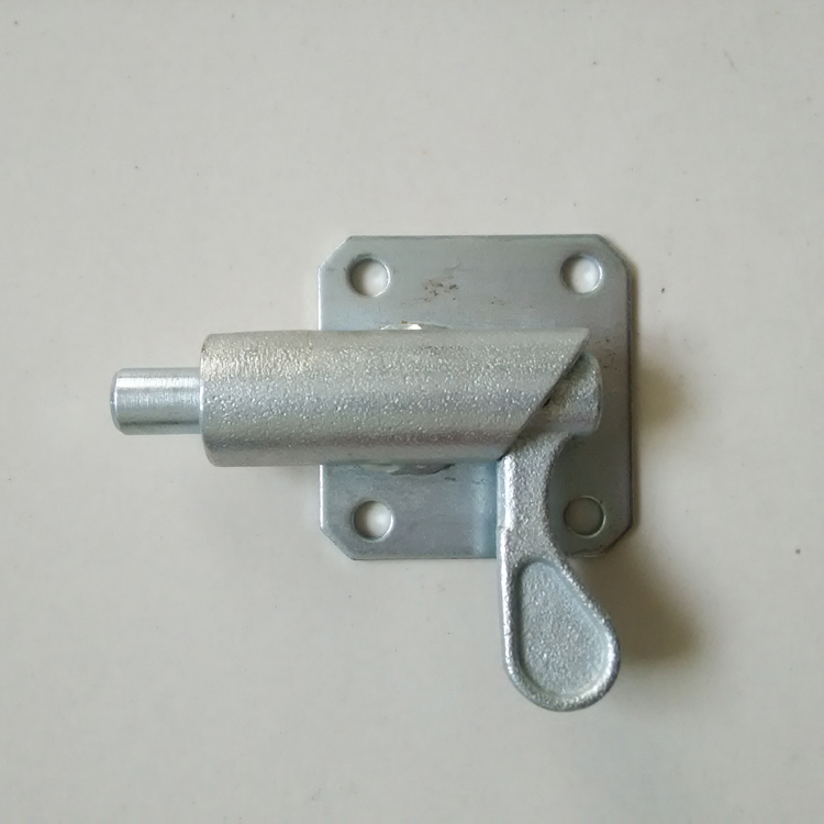 Trailer Spring Loaded Latch Bolt