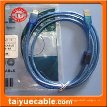 Удлинительный кабель USB 2.0 без феррита