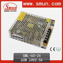 60W LED-Beleuchtung für Stromversorgung 24V 2.5A