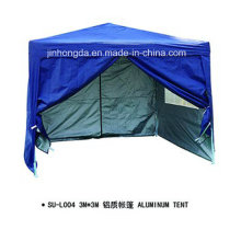 UV Protection Square Aluminum Frame Outdoor Tent (YSBEA0034)
