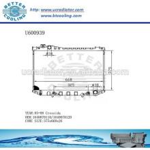 KÜHLER 85-88 1640070110/1640070120 Für Toyota Cressida Hersteller und Großverkauf!