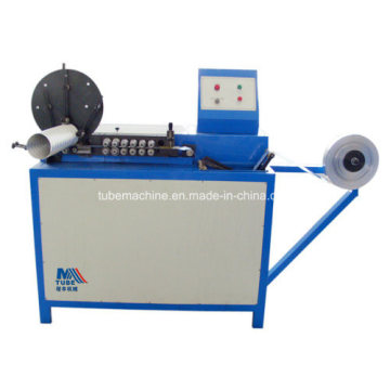 Máquina para fabricar tubos de aluminio