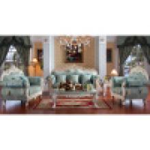 Деревянные ткань диван / гостиной диван / дома диван (D929B1)