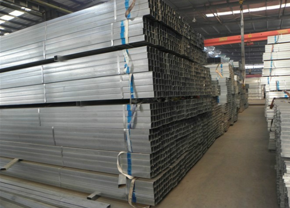 Welded Rectangular square steel pipe