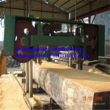 Machine à scier à ruban horizontal à scie à ruban Mj2500 de 100 po