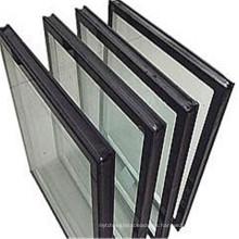 Vidrio con espejo aislado de seguridad para vidrios de ventana