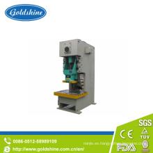 Fabricante de la prensa de alta precisión