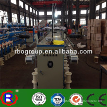 40H copper wire online annealing machines(copper annealer machine)