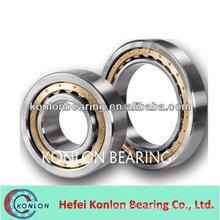 NU307EM Roulement à rouleaux cylindriques à une rangée avec une bonne qualité fabriqué en Chine