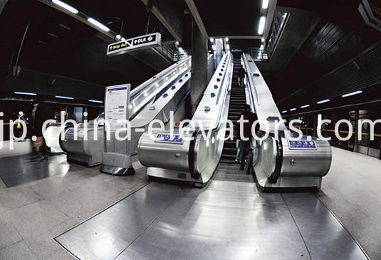 The KONE TransitMaster™ Escalators