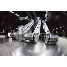 CEP8200 Transporte público Escaleras mecánicas pesadas