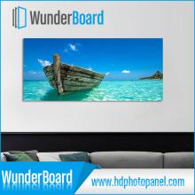 Drucke auf Aluminium, HD-Foto-Panels für die Werbung